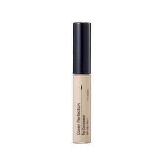Консилер для маскировки недостатков кожи Saem Cover Perfection Tip Concealer 01. Clear Beige